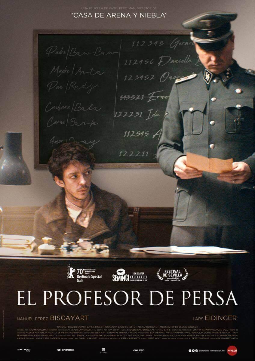 El profesor de persa