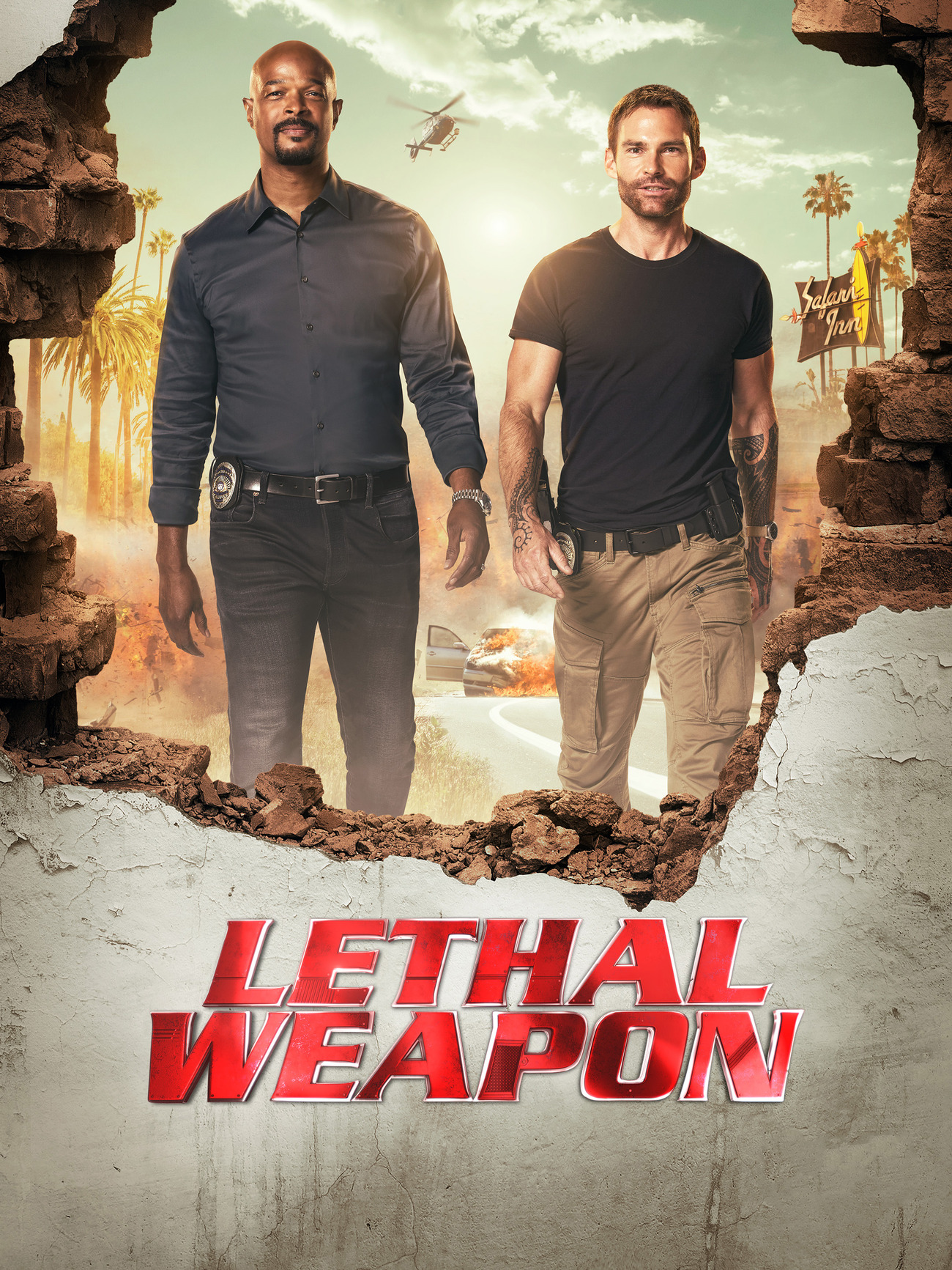 Lethal Weapon S. 1-2-3